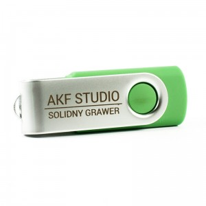 Pendrive VITEN 16GB kolor 00 zielony z grawerem